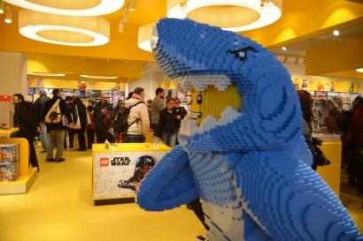 Le premier Lego Store de Marseille ouvrira le 6 décembre aux Terrasses du Port