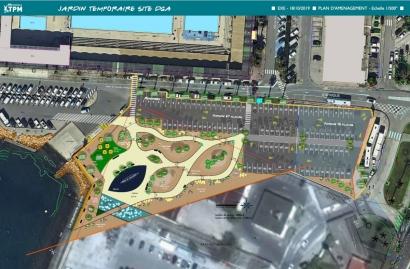 Toulon: Un nouveau parc de 3500m² ouvrira fin mars 2020