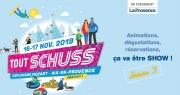 Un air de montagne à Aix ce week-end avec Tout Schuss