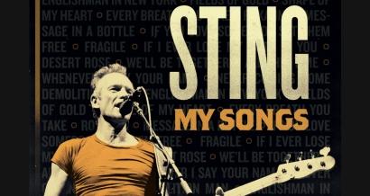 Sting fait son retour aux Arènes de Nîmes avec sa tournée My songs.