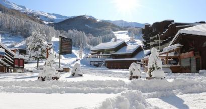 Les Orres, Vars, Risoul et Puy St Vincent ouvrent en avance leur domaine skiable