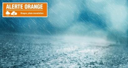 La Var passe en vigilance orange orages et pluie-inondation