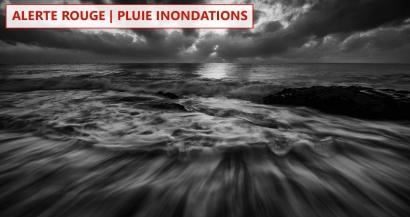 Le Var et les Alpes Maritimes en vigilance rouge: restrictions et annulations de manifestations