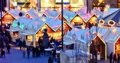 35 marchés de Noël à découvrir ce weekend du 7 et 8 décembre dans les Bouches du Rhône