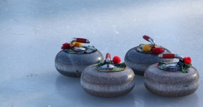 Marseille Capitale Européenne du Curling à l'occasion des fêtes de Noël?