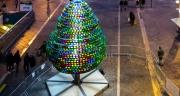 Une performance artistique « grandeur nature » pour sensibiliser le public et animer le centre-ville à Marseille