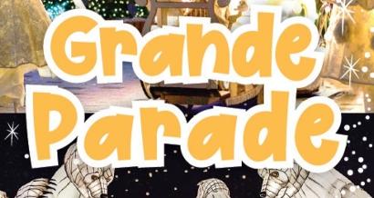 Grande Parade et feu d'artifice le 23 décembre à Brignoles
