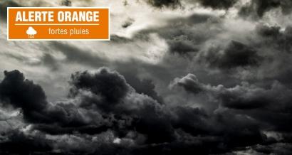 Le Var, les Alpes Maritimes et les Alpes de Haute Provence en alerte orange en raison de fortes pluies