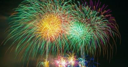 Sanary, Six Fours, Brignoles et Sainte Maxime: 4 feux d'artifice au programme ce lundi soir dans le Var