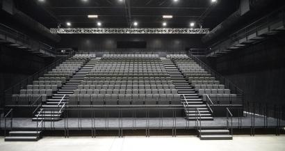 Les premières images de 6MIC, la nouvelle salle de concerts de musiques actuelles du Pays d'Aix