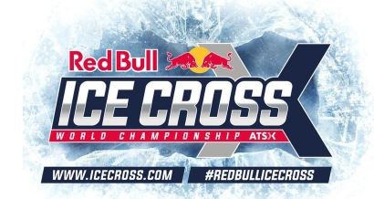 Red Bull Ice Cross d�barque � Pra Loup