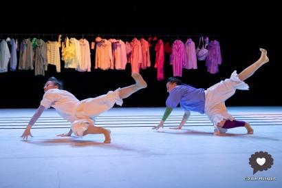 (re)Découverte de la musique classique en danse et en couleurs.