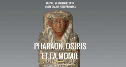 Le Musée Granet va accueillir une grande exposition dédiée à l'Egypte antique