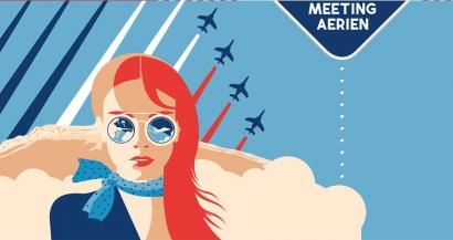 La Patrouille de France annoncée pour un nouveau meeting aérien à Tallard le 23 mai