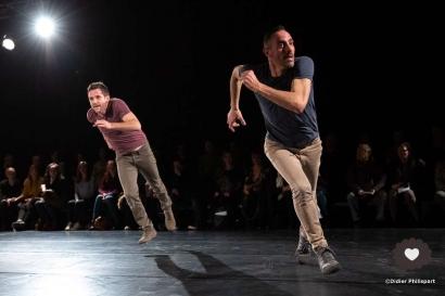Niv Sheinfeld et Oren Laor - The Third dance