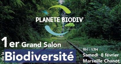 Planète Biodiv, le 1er grand Salon de la biodiversité