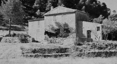 Aubagne: la Ferme d'Angèle qui a servi de décor à Pagnol va être reconstruite