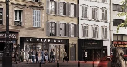 Le Claridge, nouveau repaire du Festival Jazz des Cinq Continents sur la Canebière