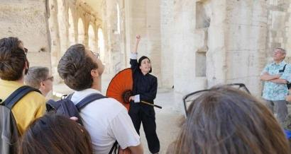 Découvrez le patrimoine d'Arles en famille pendant les vacances
