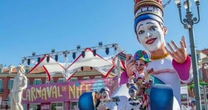 La dernière journée du Carnaval de Nice est annulée à cause du Coronavirus