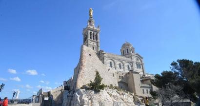 Coronavirus: Notre Dame de la Garde limite ses entrées mais reste ouverte