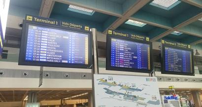 90% de chute du trafic à l'aéroport Marseille Provence: le transport aérien mondial perd des milliards par jour