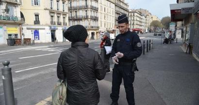 coronavirus: l'amende pour non respect du confinement passe à 200 euros