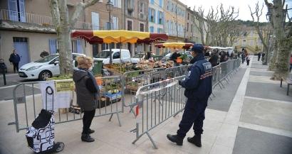 Comment certaines communes ont réussi à organiser à nouveau des marchés