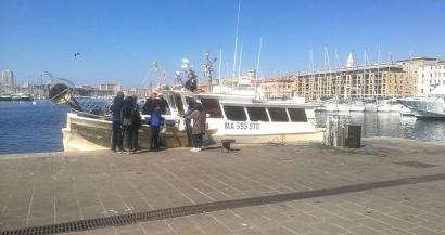 Coronavirus: Pas de marchés autorisés à Marseille