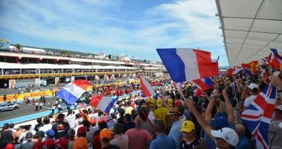 Le Grand Prix de France 2020 est annulé, un coup dur pour le tourisme en région