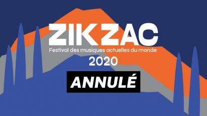 Le festival Zik Zac n'aura pas lieu cet été
