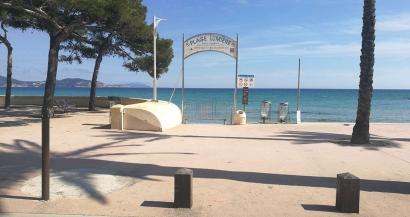Les plages de la Ciotat sont rouvertes mais uniquement pour aller se baigner