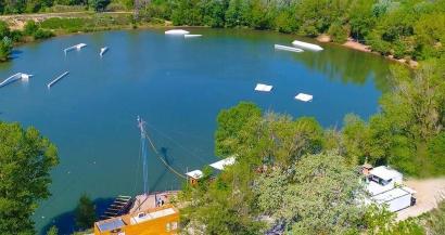 On peut désormais se baigner dans l'Argens: Deux plans d'eau autorisés à la baignade au Muy