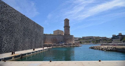 Marseille: Le Mucem rouvrira ses portes le 29 juin !