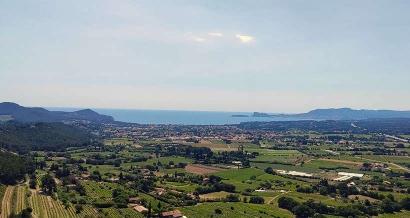 Balade sur les hauteurs de la Cadière d'Azur