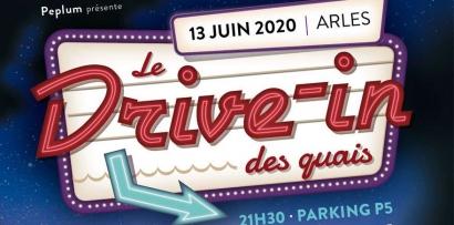 Arles: Une soirée de cinéma en plein air façon drive-in !