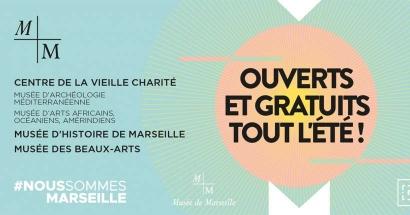 Ouverture progressive des musées à Marseille
