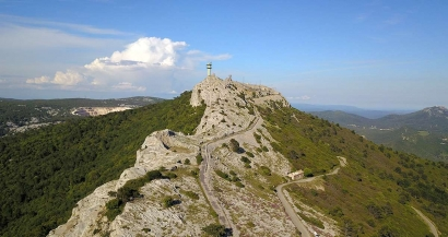 Balade au sommet du Mont Caume et son panorama sur la rade de Toulon