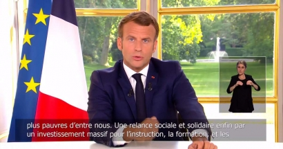 Fête de la Musique: les incertitudes du discours d'Emmanuel Macron