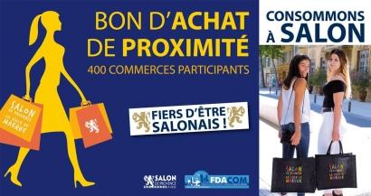 Salon de Provence: Des bons d'achat de 20 euros offerts pour soutenir les petits commerces locaux
