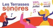 Les Terrasses Sonores cet été à Saint-Chamas