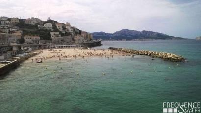 La plage du Prophète interdite à la baignade ce lundi