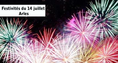 Arles: Un feu d'artifice tiré ce soir aux Salins de Giraud
