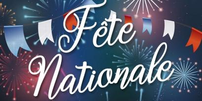 Fête nationale: un feu d'artifice ce lundi 13 juillet aux Arcs sur Argens