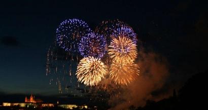 Où voir un feu d'artifice du 14 juillet autour de Marseille?
