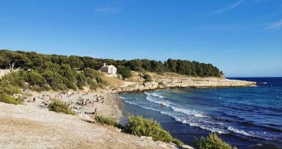 La météo des plages de Martigues