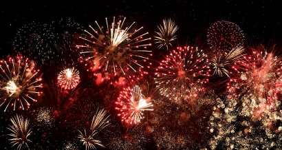 Un feu d'artifice tiré à Vars pour le 15 août !