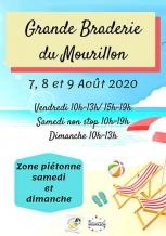 Shopping à Toulon: Le quartier du Mourillon piéton pour la Grande Braderie des commerçants