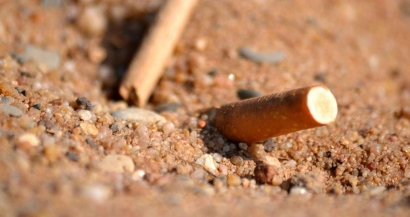 La cigarette interdite sur quatre plages de Marseille dès ce samedi