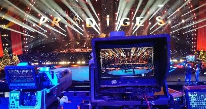 Dernières places disponibles pour assister gratuitement à l'émission Prodiges au Dôme de Marseille